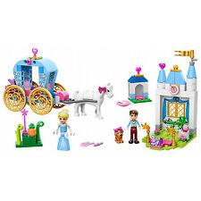 LEGO Junior Cinderella's Carriage with Cinderella and Prince Charming | 10729
