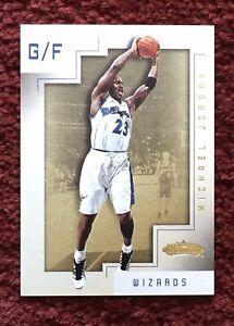 2001-02-Fleer-Showcase-Michael-Jordan-Washington-Wizards-Chicago-Card-86