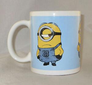 Despicable Me Coffee Mug Cup Minions 11 Oz Ceramic New