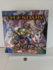 Upper-Deck-Marvel-Legendary-Deck-Building-Game-Base-set-Opened-but-not-played
