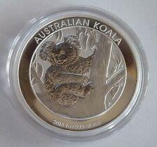 2013 Australian Koala 1 oz .999 Silver Bullion Coin