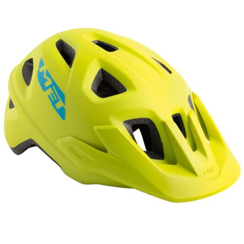 MET Eldar Gioventù Bambini Casco Bicicletta 52-57cm MTB SKATE Testa Protezione Mountain Bike