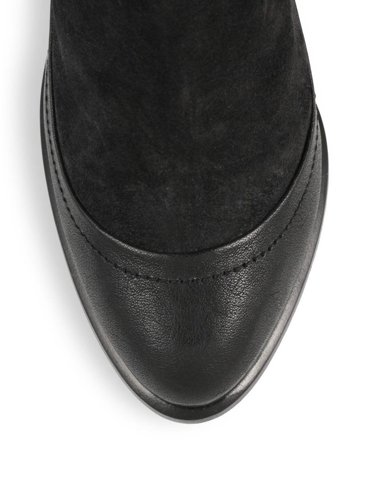 NWOB $595 Rag Albion & Bone Italy Albion Rag  Leder & Suede Bootie Size 36.5(IT) 6.5(US) 6cbd82