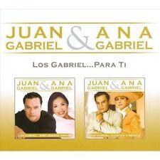 Gabriel...Para Ti by Juan Gabriel (CD, Apr-2008, 2 Discs, Sony BMG) NEW