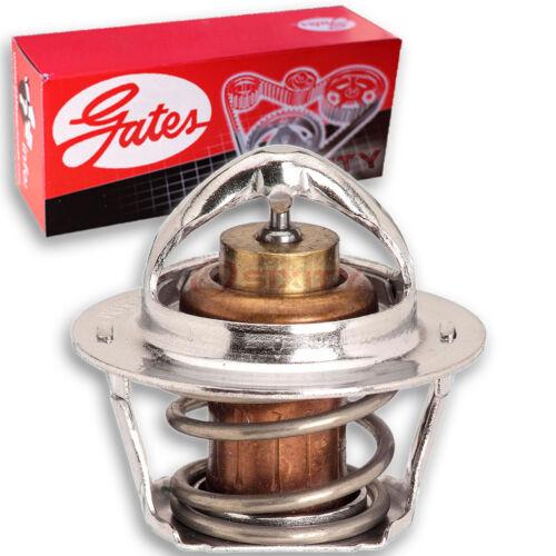 Gates Coolant Thermostat for 1990-2003 Chevrolet S10 2.2L L4 4.3L 2.8L V6 rk
