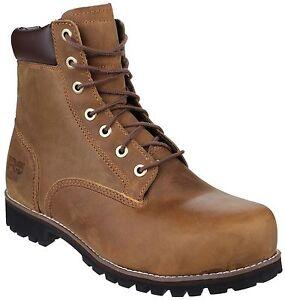 seguridad Uk6 hombre entresuela Timberland botas impermeable de para Pro Eagle 12 de acero Gaucho 7xBBXwqpg