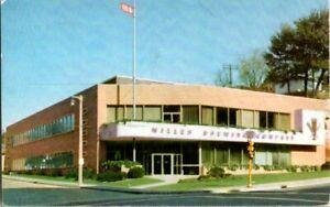 Postcard Miller Brewing Company Headquarters Milwaukee Wi Wisconsin A 138 Ebay