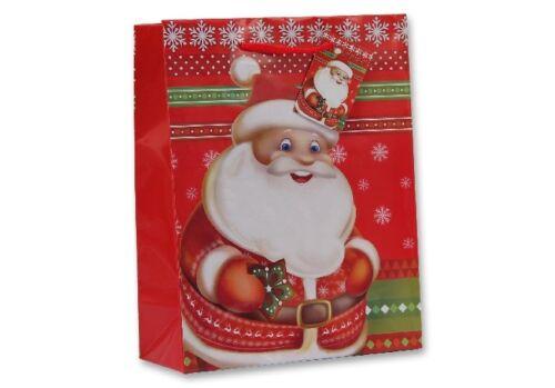 24 mittel Weihnachtstüten Weihnachten Geschenktüten Geschenktaschen 67614 AM