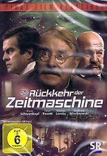 DVD NEU/OVP - Die Rückkehr der Zeitmaschine - Klaus Schwarzkopf & Peter Pasetti