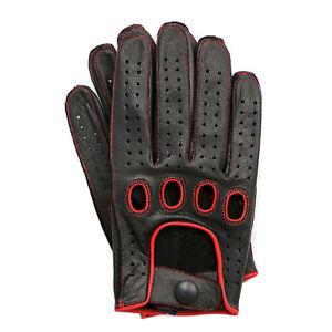 MEN-039-S-100-GENUINE-LEATHER-DRIVING-GLOVES-REVERSE-STITCH-CHAUFFEUR-SWIFT-WEARS