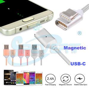Magnetico-CAVO-DATI-USB-3-1-Type-C-Tipo-C-SYNC-CARICA-p-LG-G5-Google-Nexus-5X-6P