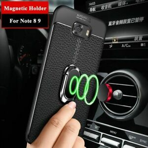 Samsung Car Holder Magnetic Case Hold Phone Back Cover Pop Up Finder
