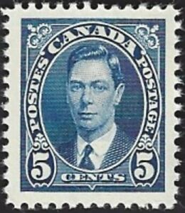 Canada-235-King-George-VI-Issue-New-Issue-1937-Pristine-Gum-01