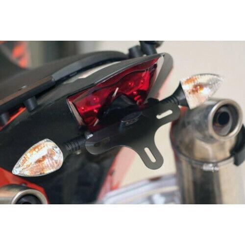 Support de plaque 690 Duke III SM R/&G Racing