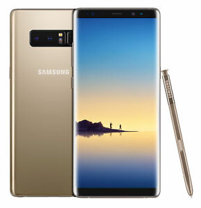 Samsung Galaxy Note8 SM-N950 - 64GB - Maple Gold (Unlocked) Smartphone 28d3ce0208c4