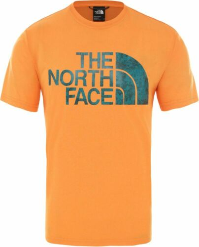 THE NORTH FACE Reaxion Easy T94CDVKL9 Laufshirt Trainingshirt T-Shirt Herren Neu