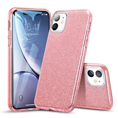 COVER Custodia Glitter Morbida Silicone GEL per Apple iPhone 11 Rosa   eBay