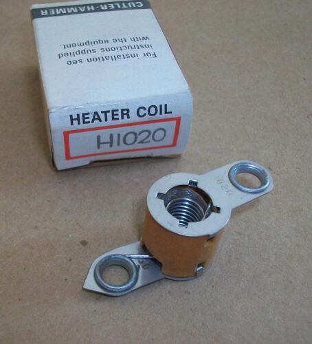 Cutler Hammer Heater Overload 1020