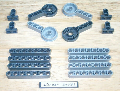 Lego Technic Rotation Joints /& Liftarms 10174