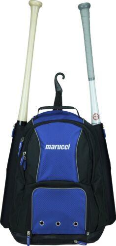 Marucci Voyage Balle Baseball Softball Batpack-Royal//Noir