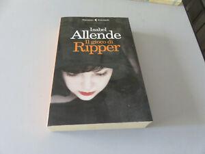 9788807030727 El Gioco Por Ripper - Isabel Allende - Narradores de Cuentos