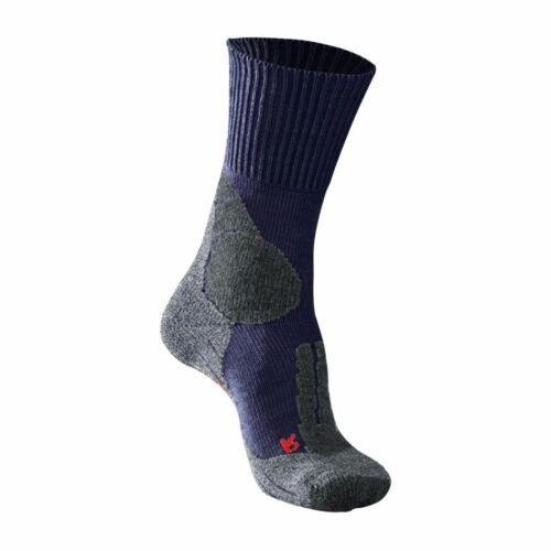 Falke Socken TK1 Wandersocke Trekkingsocke Outdoor Strümpfe blau für Stiefel