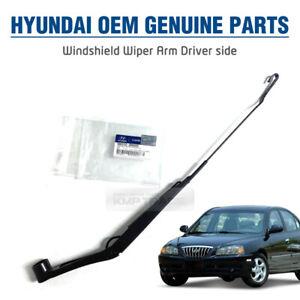 Left Genuine Hyundai 98310-2D003 Windshield Wiper Arm Assembly