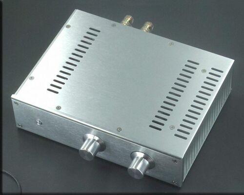 1pcs 2807 Enclosure Unilateral heatsink //Power Amplifier Chassis Full Aluminum