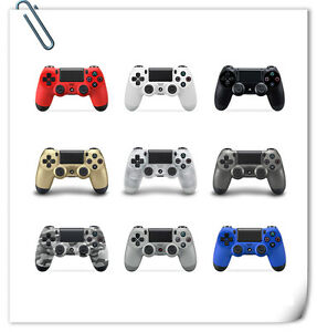 100-ORIGINAL-Sony-PlayStation-PS4-DUALSHOCK-4-wireless-Controller-various-color