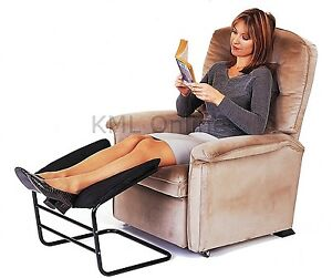 New Padded Footstool Foot Leg Rest Foot Stool Ebay