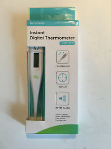 Termometro Digital Instantanea Femometer Oral Impermeable Dmt 1031 Ebay Shop from the world's largest selection and best deals for digital oral/under arm baby thermometers. ebay