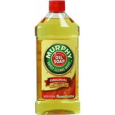 Murphy´s 16 Oz Oil Soap Liquid Wood Floor Cabinet Paneling Cleaner 01131