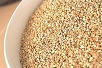 Brown Sesame Seed- 4 Oz - Addition To Salads, Baked Goods, And Vegetables