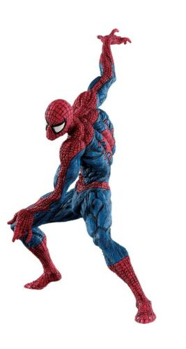 Banpresto Spider-man Chojinwaza figure resin Marvel Japan F//S NEW