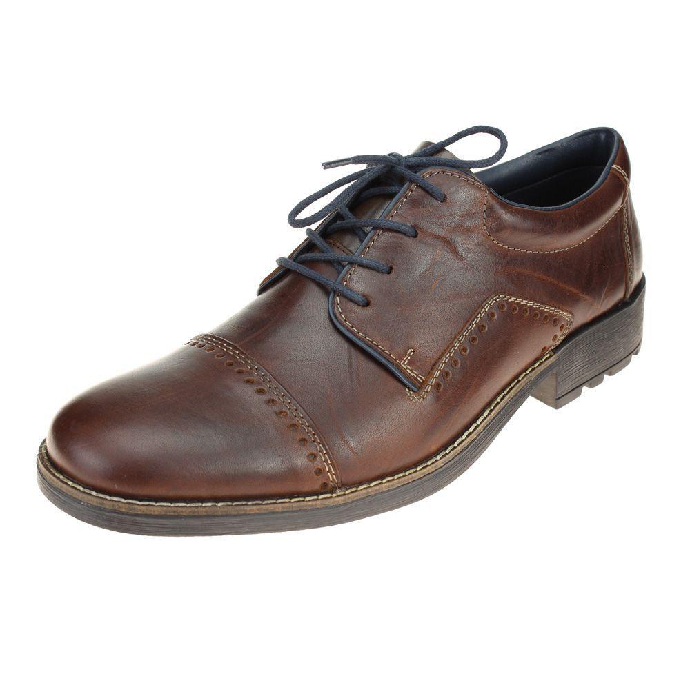 Rieker 1600226 Mens Brown shoes