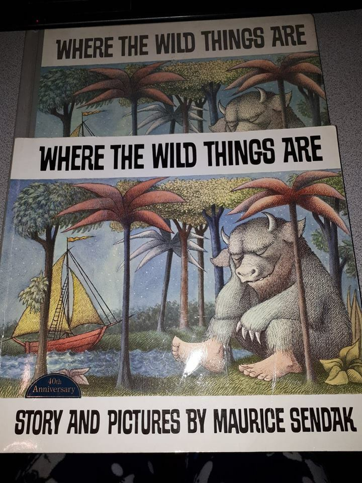 Maurice Sendak WHERE THE THE THE WILD THINGS ARE Funko Pop Mug & Books LOT LOOK  066a86