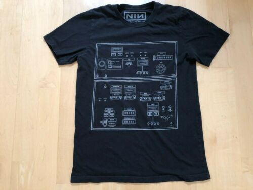 NIN - Nine Inch Nails T-shirt Size Med- 100% Cott… - image 1