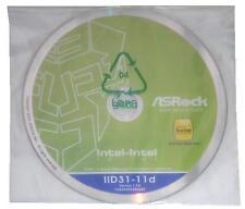 original Treiber ASRock G31M-GS R2.0 *13 CD DVD OVP NEU Windows Vista Win7 new