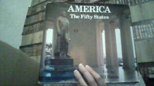 America-The-Fifty-States-de-Bill-Harris-Livre-d-039-occasion