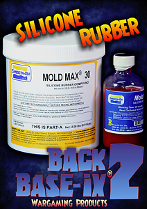 Liquid Silicone Rubber Compound Smooth On Mold Max 30