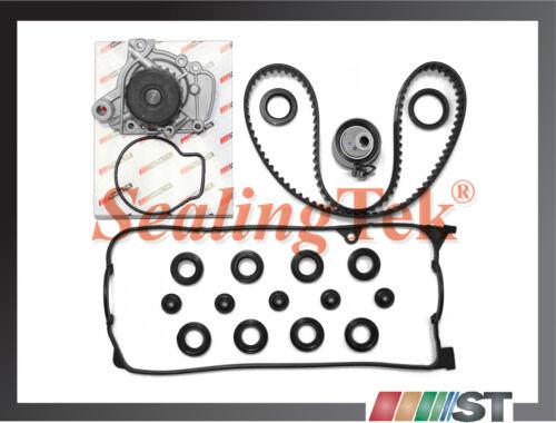 Fit 01-05 Honda Civic 1.7 Timing Belt Water Pump w// Seal Gasket D17A SOHC Engine