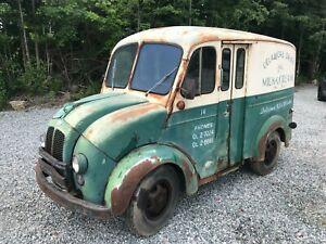 1962 Divco Milk Truck Shorty Model U