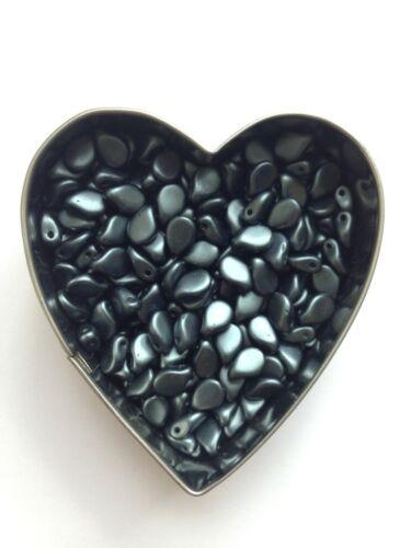 Choose Colour Jewellery Making Czech Glass Preciosa 5 x 7mm Pip Beads x25