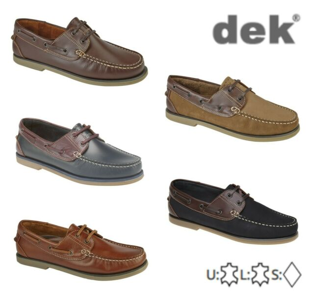 Mens Brand New Brown Casual Slip On Shoes Size 6 7 8 9 10 11 12