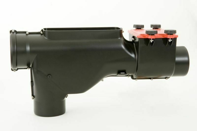 Rainwater Harvesting Filter - Intewa Purain Jump Filter with Anti-Rodent Flapper