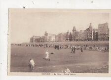 Ostende La Digue Fete d'Enfants Belgium Vintage Postcard 676a
