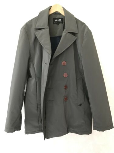 Chest Water Large 40 42 Grey B Size Winter Couture fits Resistant Coats ZxTnwq7nP5