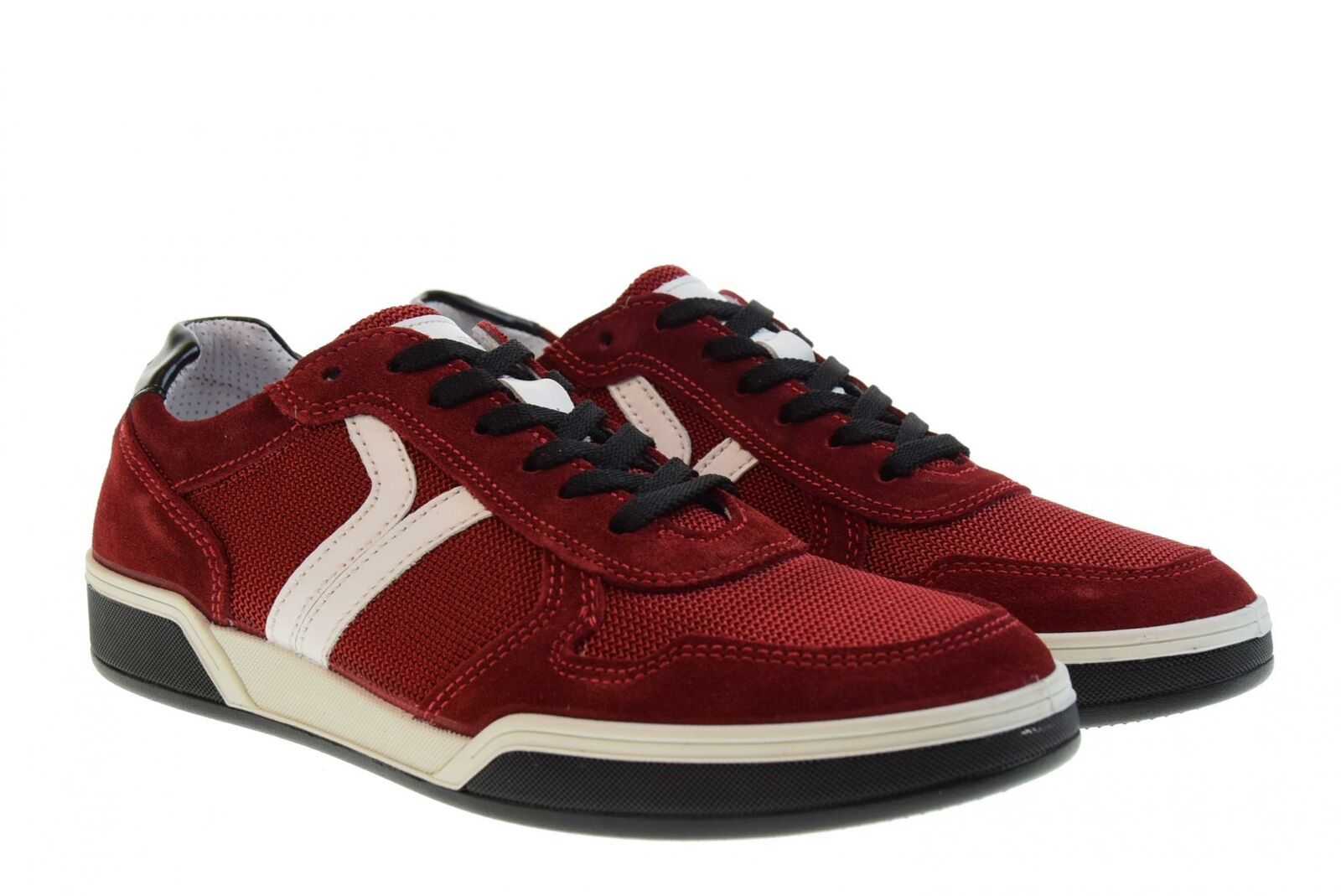 Igi&Co P19u shoes men low sneakers 3136444 RED