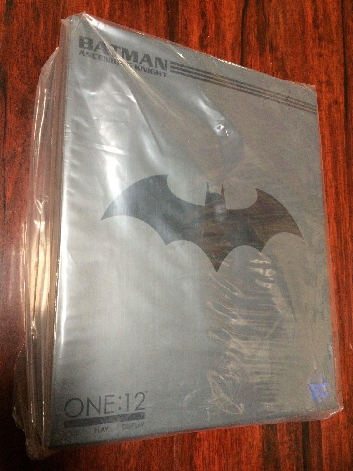 Nouveau DC Comics Mezco Toyz One 12 Collectif Batman (ascendant Knight) 6  Figure