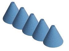 5 ddt E-Drum PRO Trigger Kegel blau ohne Piezo Cushion Konus cone 3 J.Garantie